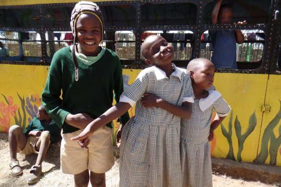 Vanessa Grant Trust Special Needs School Sponsorship