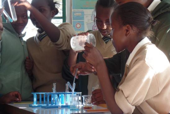 vannesa grant foundation girls school sposorship