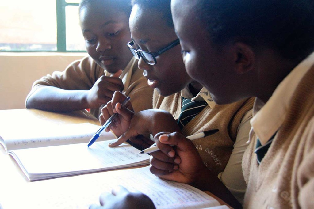 Vanesssa Grant Girls School